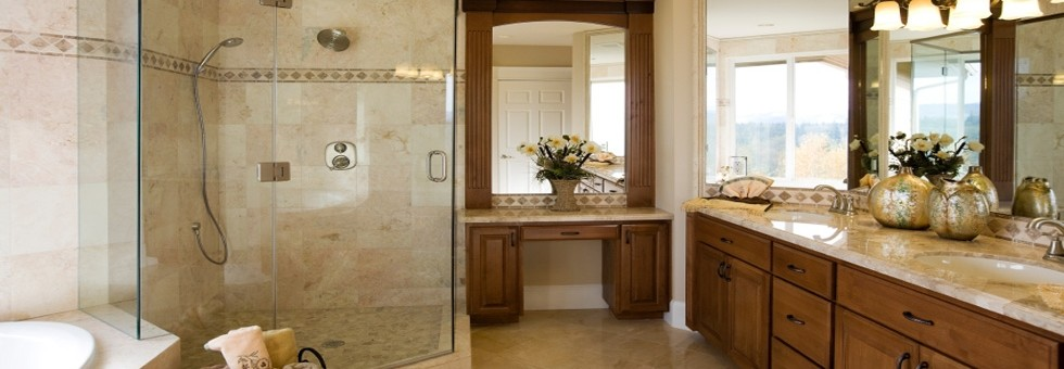 Shower and bath restoration for homes