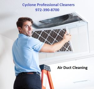 air duct cleaning filter