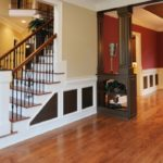 Whole home wood floor buffing in McKinney Texas