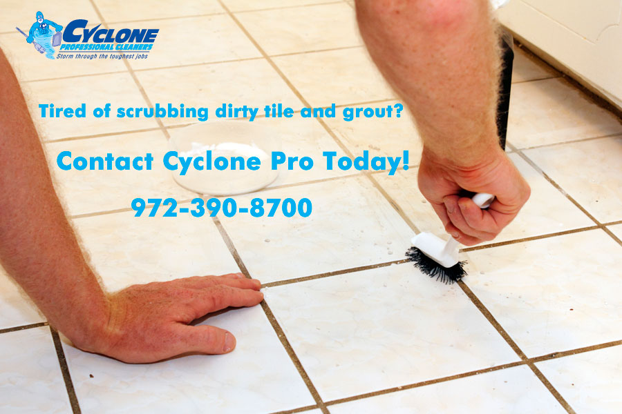 Professional Tile Grout Cleaning Cyclone Professional Cleaners