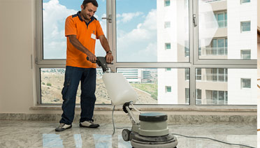 Marble and Granite Polishing