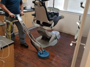 professional hardwood floor cleaning service in Dallas Texas