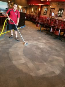 professional carpet cleaners keeping a carpet clean for longer