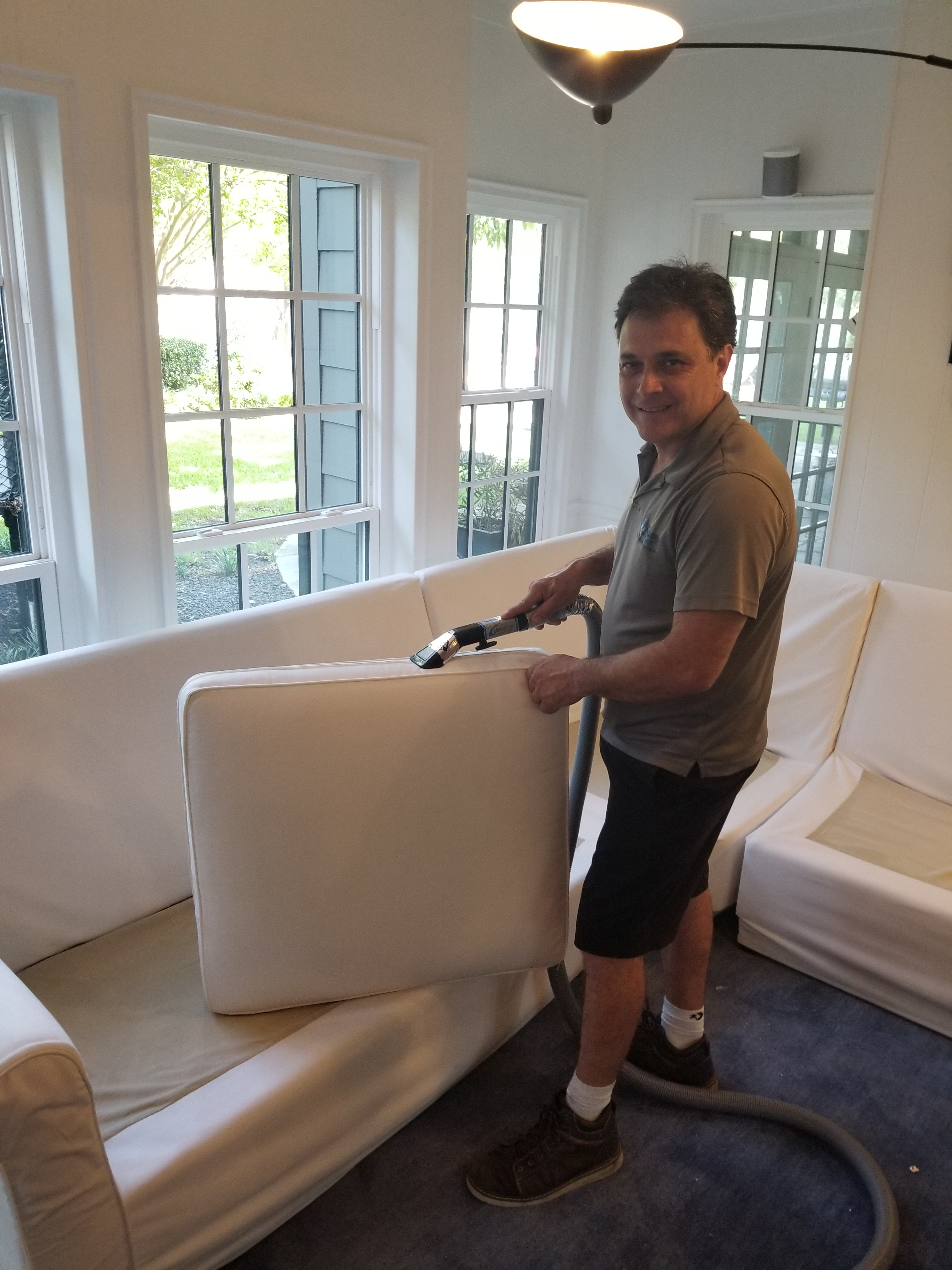Furniture and Upholstery Cleaning Gallery