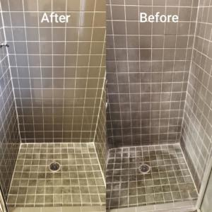tile cleaning plano shower